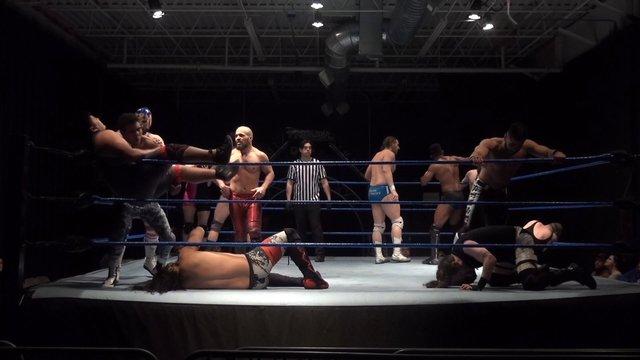 Japanese Rules Battle Royal - Premier Pro Wrestling PPW #296