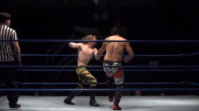 Anakin vs. Jose Acosta - Premier Pro Wrestling PPW #296