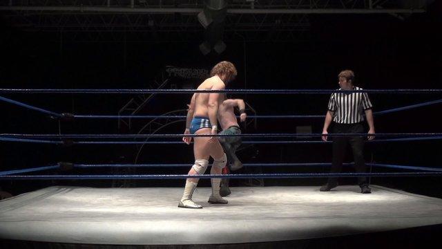 Chase Gosling vs. Not Bad Chad - Premier Pro Wrestling PPW
