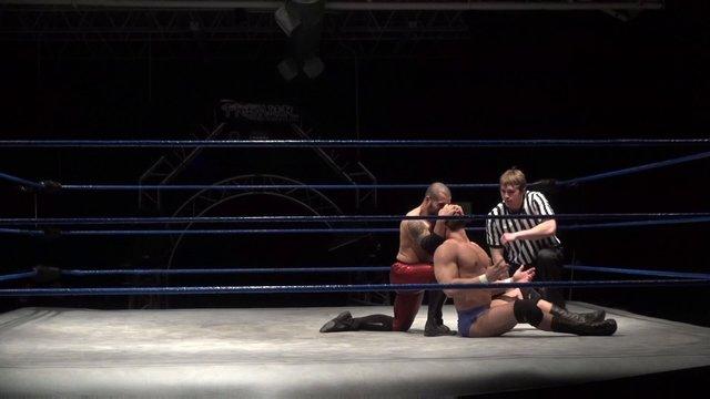 Matt Vine vs. Ultimo - Premier Pro Wrestling PPW
