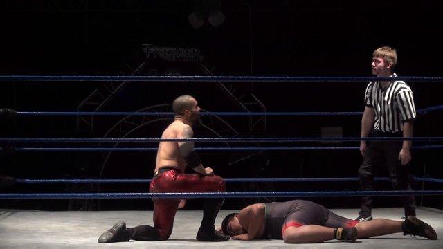 Ultimo vs. Eddie Cruz - Premier Pro Wrestling PPW