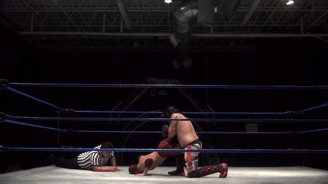 Jose Acosta vs. Ultimo - Premier Pro Wrestling PPW