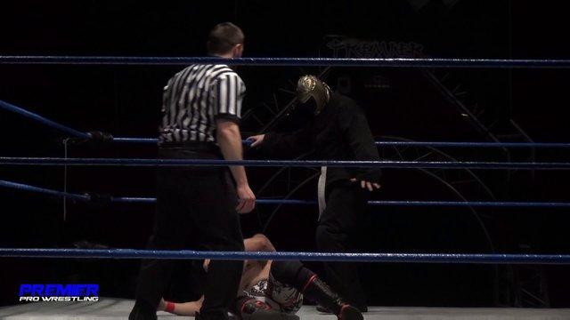 Jose Acosta vs. Zero-Gold - Premier Pro Wrestling PPW