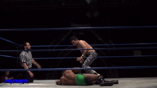 Pancho vs. Tim Castle -  Premier Pro Wrestling PPW