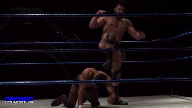 Matt Vine (c) vs. Tim Castle - Premier Pro Wrestling PPW