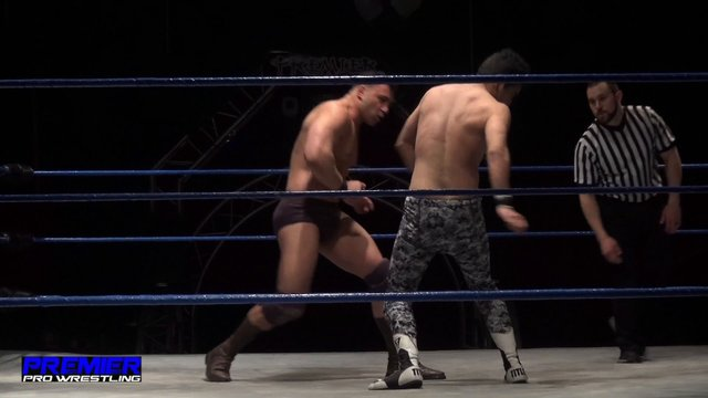 Matt Vine vs. Pancho - Premier Pro Wrestling PPW