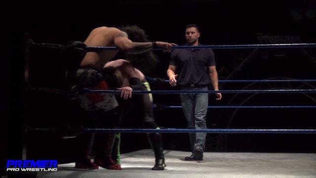 Jose Acosta vs. Charlie Hustle - Premier Pro Wrestling PPW