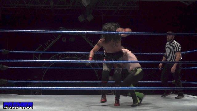 Jose Acosta's Champion's Challenge - Premier Pro Wrestling PPW #299
