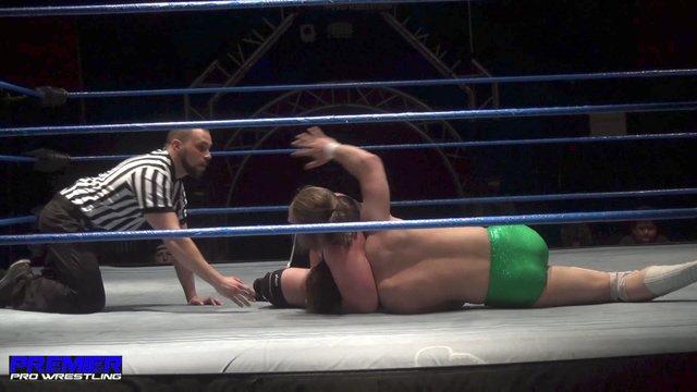 Chase Gosling vs. Slick Willy - Premier Pro Wrestling PPW #300
