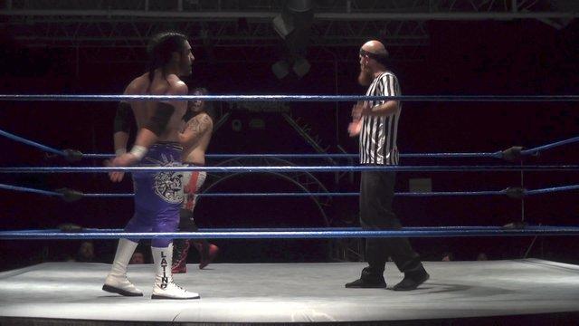 Jose Acosta (c) vs. Iniestra - Premier Pro Wrestling PPW #303