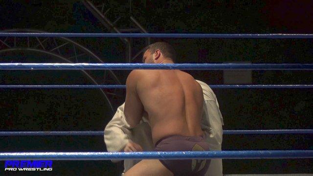 Matt Vine vs. Zero-1 - Premier Pro Wrestling PPW #305