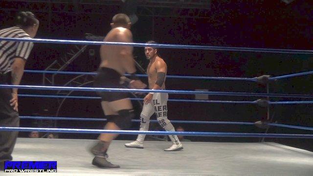 Iniestra vs. Xander Lars - Premier Pro Wrestling PPW #305