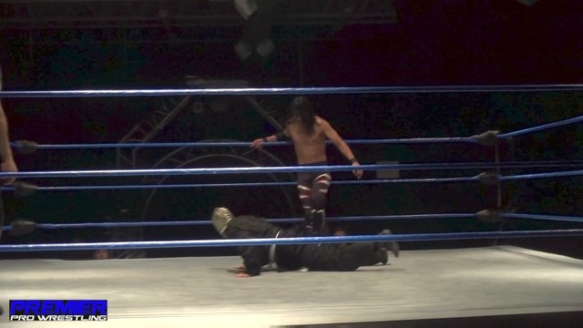 Ventura vs. Zero-Gold - Premier Pro Wrestling PPW #305