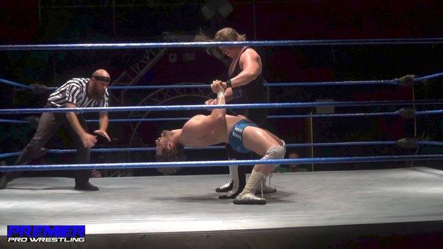 Chase Gosling vs. Slick Willy - Premier Pro Wrestling PPW #305