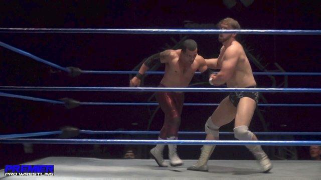 Chase Gosling vs. Ultimo - Premier Pro Wrestling PPW #306