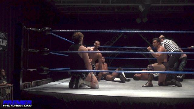 Japanese Style Battle Royal - Premier Pro Wrestling PPW #306