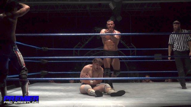 Chase Gosling & Semsei (c) vs. Matt Vine & D. Stroyer - Premier Pro Wrestling PPW #308