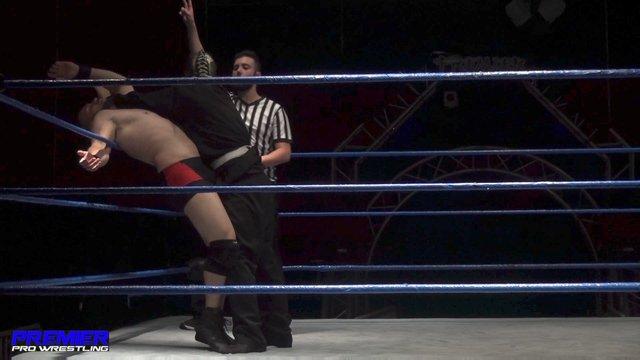 Xander Lars vs. Zero-Gold - Premier Pro Wrestling PPW #312