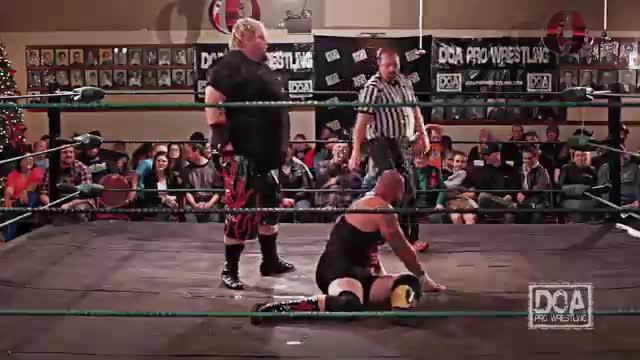 """Best of DOA"" Kenny Lush VS J-Sin Sullivan (Holiday Street Fight)"