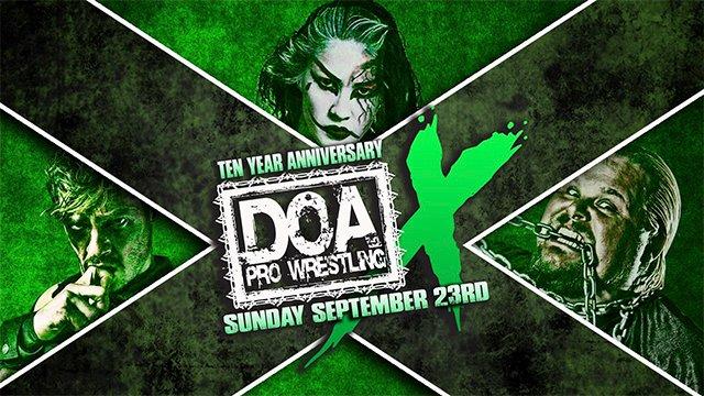 DOA X - 10th Anniversary