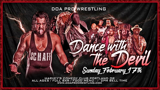 "DOA ""Dance With The Devil"" (02/17/19)"