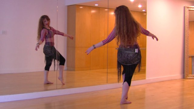 Orientation for Continuing Beginners: 1 Alignment and Placement Overview Bellydance Belly Dance Bellydancing
