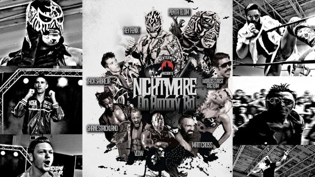 NGW TN: Nightmare On Armory Road
