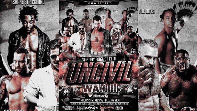 NGW: Uncivil War 3