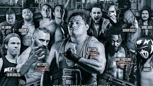 NGW & Bandit Wrestling: Turf Wars