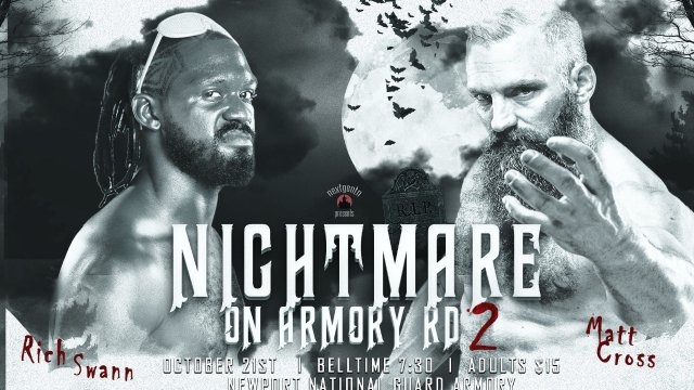 NGW: Nightmare on Armory Road 2 (Live IPPV Replay)