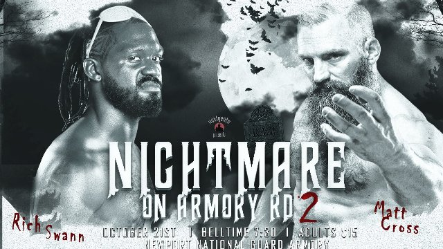 NGW: Nightmare on Armory Road 2