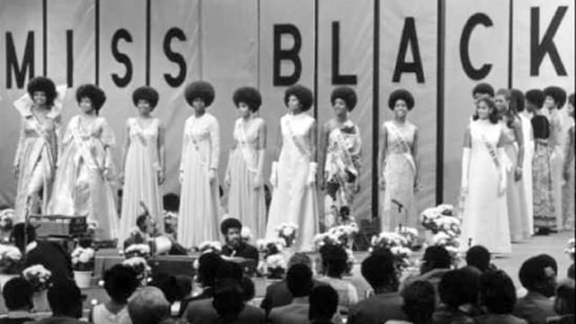 The History of the Miss Black America Pageant 1967-1977