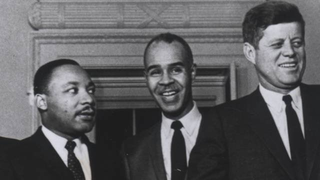 Martin Luther King Jr., John F. Kennedy and the Black Vote