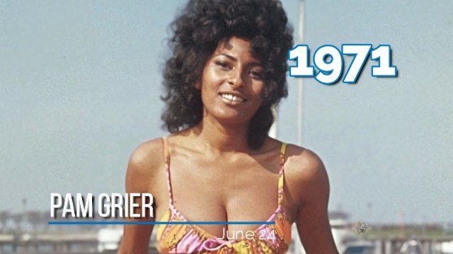 Vintage Black Beauties and Pin-ups from the 1970s Part 2
