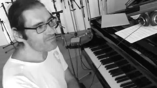 THE MAKING OF UN4GETABLE JAZZ -PART4 - PIANO