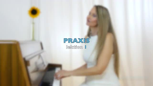 PRAXIS - LEKTION 1