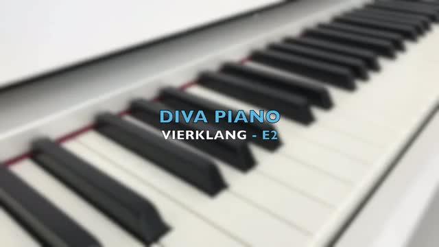 DIVA PIANO - VIERKLANG - E2