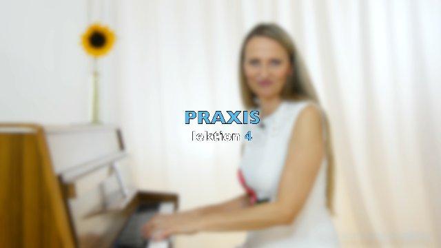 PRAXIS - LEKTION 4