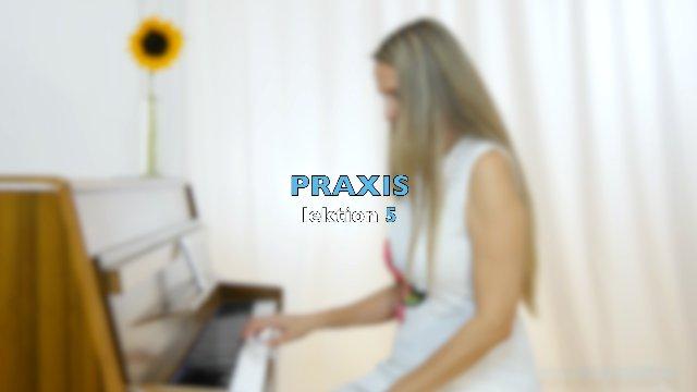 PRAXIS - LEKTION 5