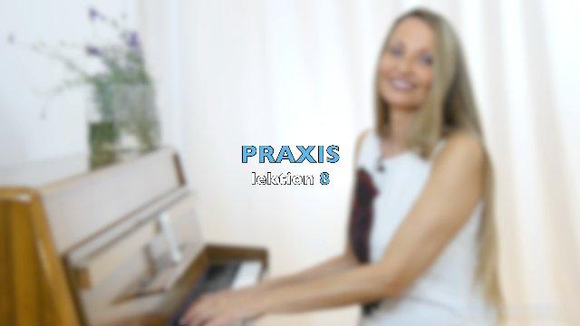 PRAXIS - LEKTION 8