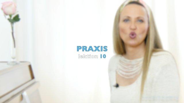 PRAXIS - LEKTION 10