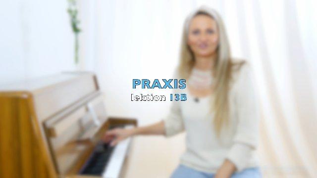 PRAXIS - LEKTION 13b