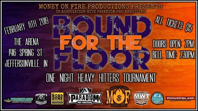 PPW MOF Bound For The Floor Heavy Hitters Tournament