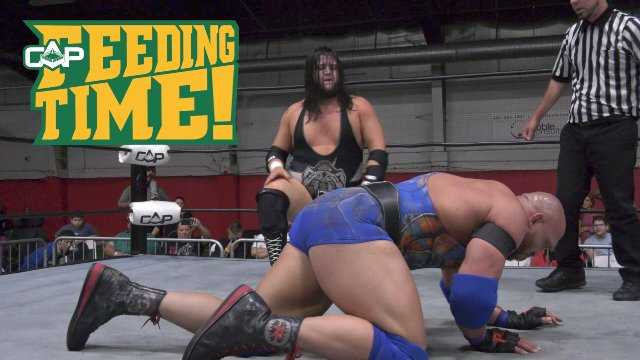 "Create A Pro Wrestling presents ""Feeding Time"""