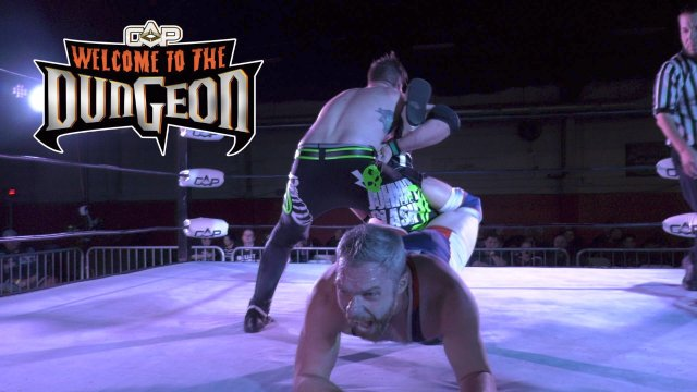 "Create A Pro Wrestling Presents ""Welcome To The Dungeon"""