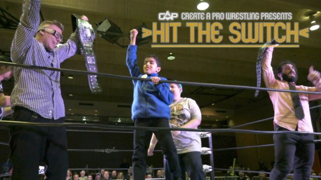 "Create A Pro Wrestling Presents ""Hit The Switch"""