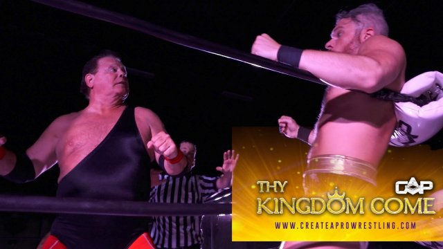 "Create A Pro Wrestling presents ""Thy Kingdom Come"""