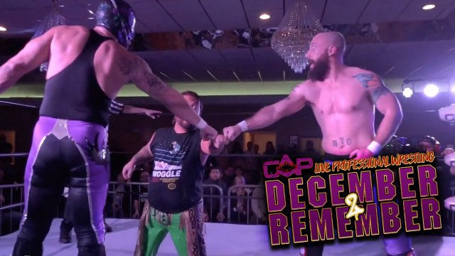 "Create A Pro Wrestling Presents ""December 2 Remember"""