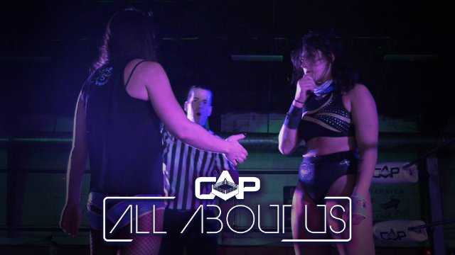 "Create A Pro Wrestling Presents ""All About Us"""