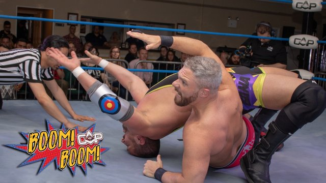 "Create A Pro Wrestling Presents ""Boom Boom"""